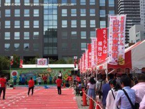 「さくらんぼ種飛ばし仙台グランプリ2019」に初参加。無料でもらえる佐藤錦やイベントの見どころ