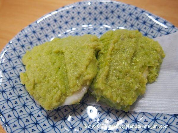 仙台の老舗餅店「エンドー餅店」のお餅を食べ比べ。受賞歴のある「づんだ餅」はお土産にもおすすめ