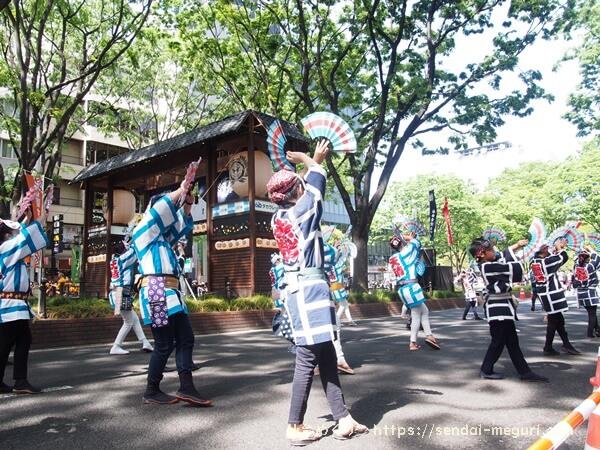 「仙台青葉まつり2019」初日の様子。初めての「すずめ踊り」に感動!お祭り限定グッズやグルメ