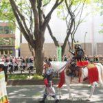 祭レポ|仙台青葉まつり2019・本まつり|伝統的な梯子乗りや時代絵巻巡業の見どころ
