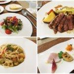 食レポ|リストランテキシネ|自然派イタリアンのランチコースと癒しの店内の様子