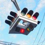 仙台に多い四角い信号