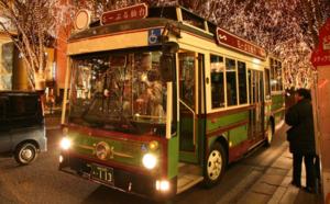 仙台光のページェント期間限定の観光バス「光のページェント号」に乗って効率よく鑑賞しよう