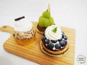 仙台の老舗フランス洋菓子店「ガトーめぐろ」季節のフルーツケーキが絶品!