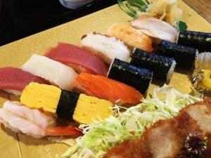 仙台駅から徒歩5分「力寿司」のコスパ最高ランチメニュー!木曜日はさらにお得
