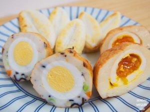 仙台「松澤蒲鉾店」の笹かまぼこ・ばくだんかまぼこ食べてみた!お惣菜かまぼこも豊富