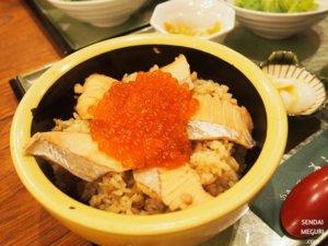 仙台「あら浜」のはらこ飯が絶品!日替わりランチもコスパ最高のメニューで大満足