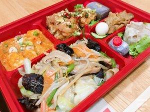 Wolt仙台で「大衆中華ちんまや」の中華弁当をテイクアウト!ボリューム満点でコスパ最強