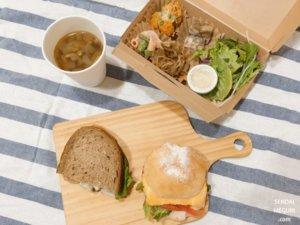仙台「ing」のサンドイッチと惣菜でランチ!毎日でも食べたくなる創作メニューが豊富