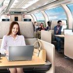 東北新幹線リモートワーク推奨車両