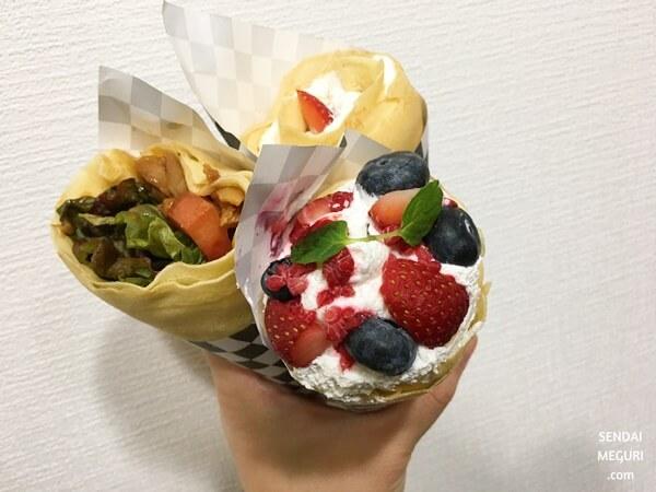 仙台 チェッカーズクレープリークラブ